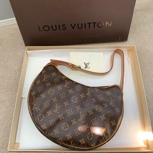 Louis Vuitton Croissant Bag